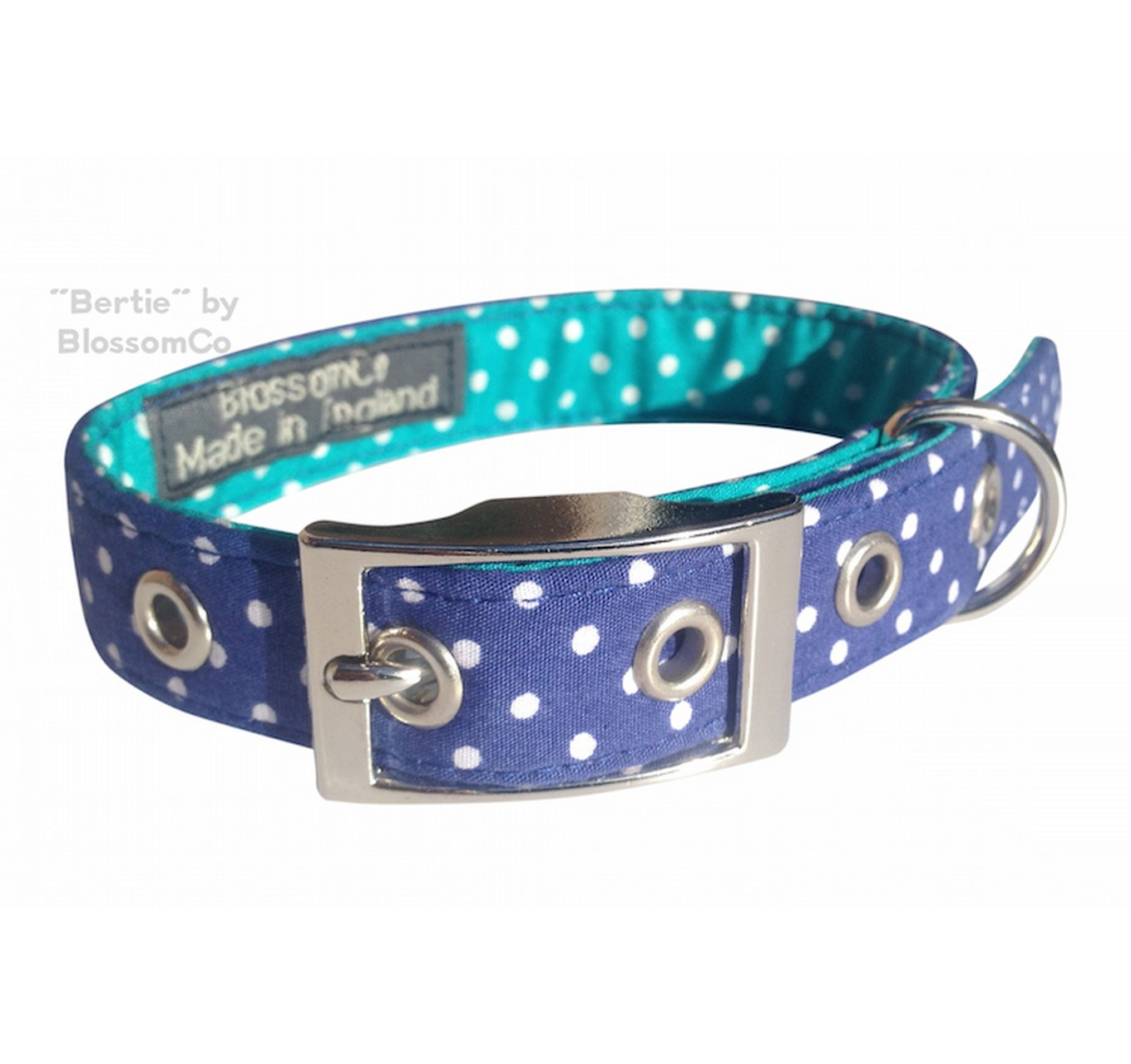 Bertie Dog Collar M