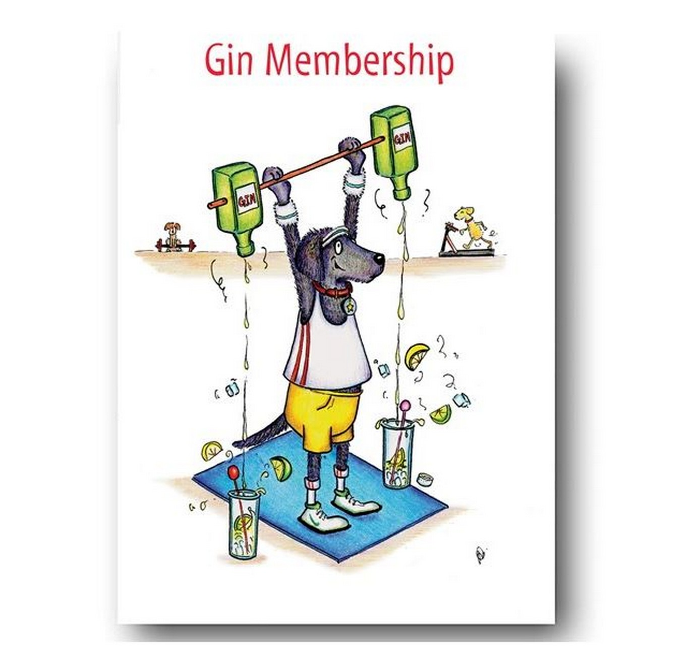 Gin Membership - Card