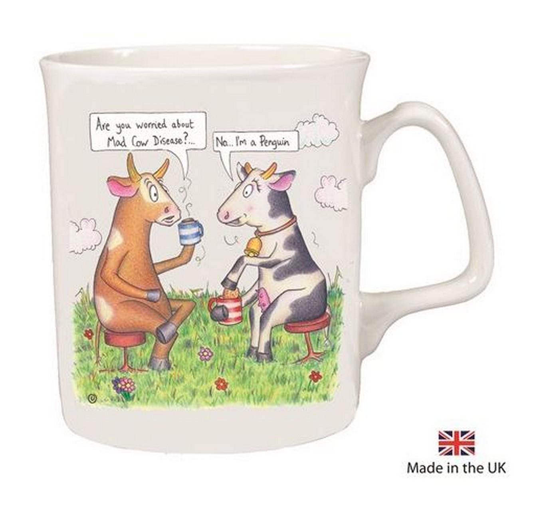 Mad Cow Disease - Mug