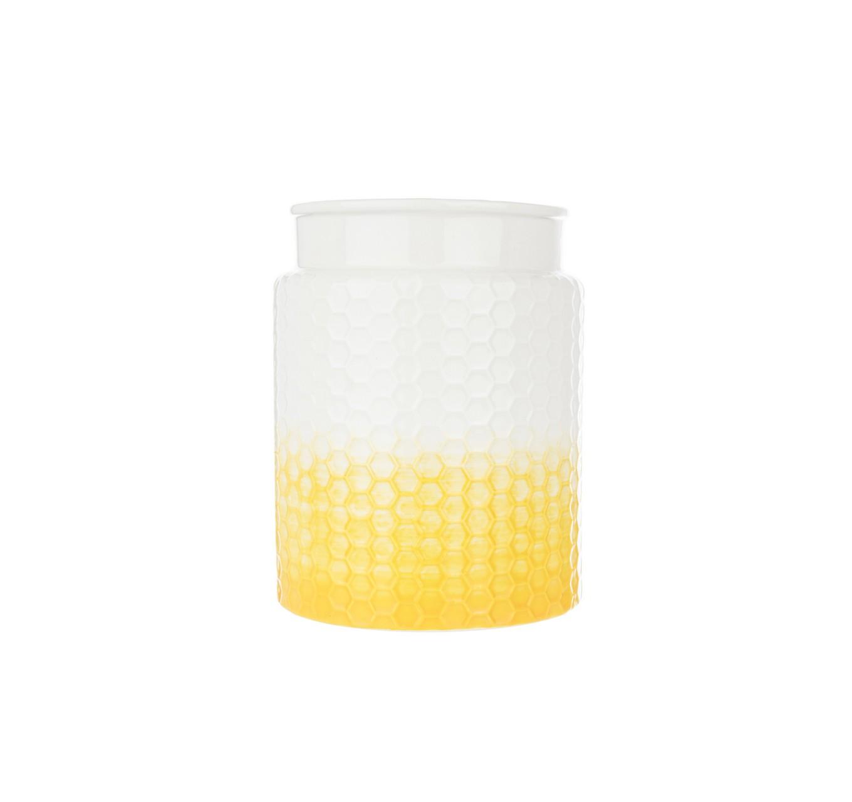 Utensil Holder - Yellow