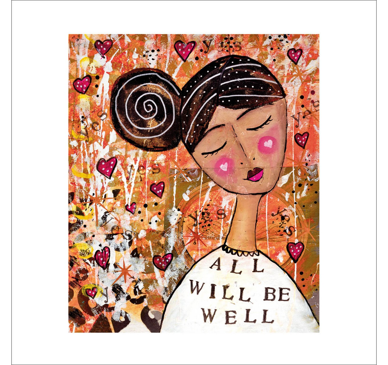All Will Be Well - Card