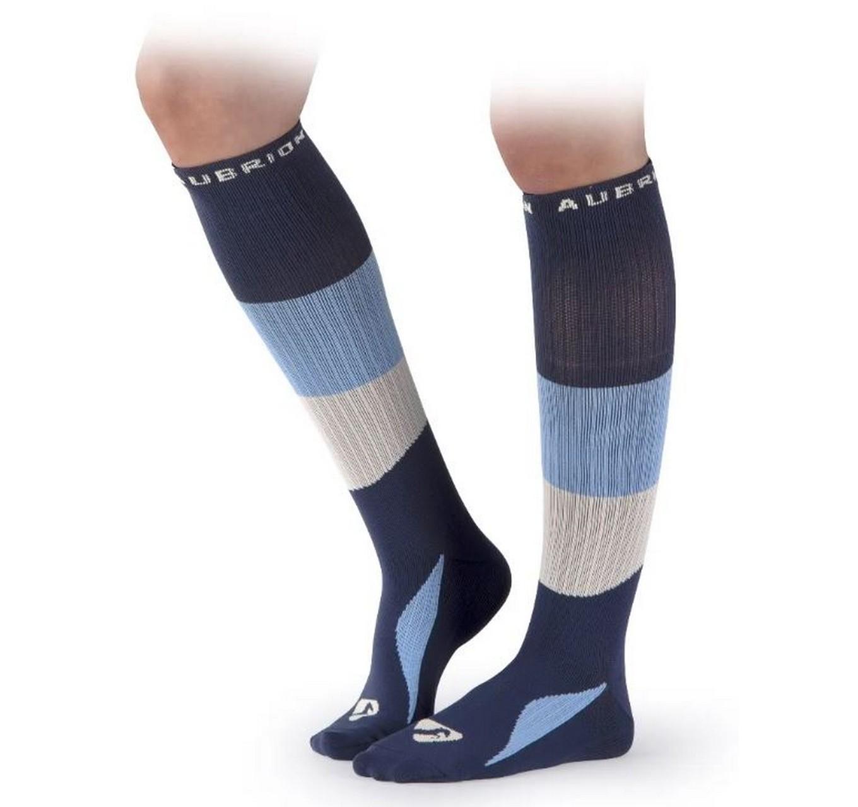 Perivale Compression Socks NVY
