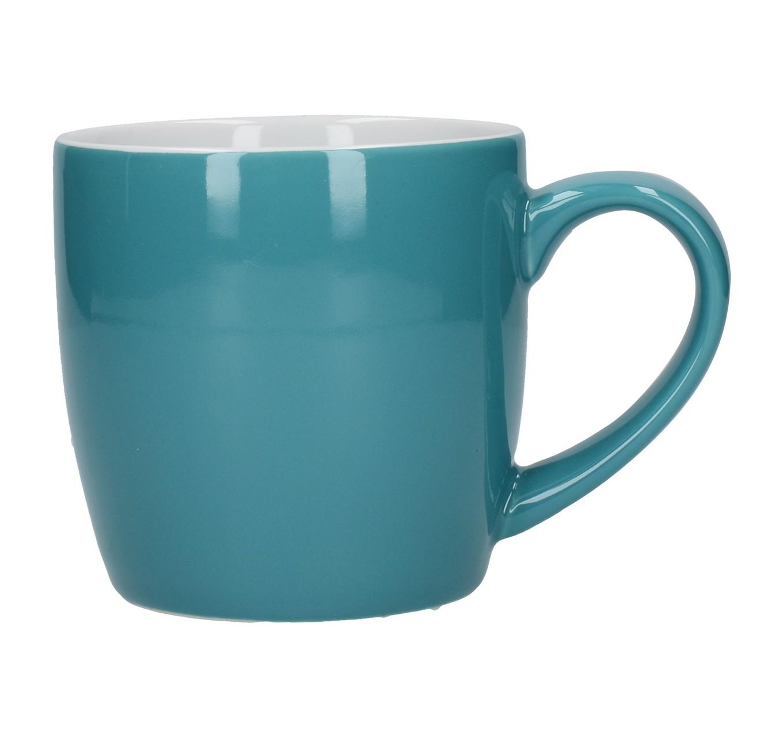 Globe Mug - Aqua
