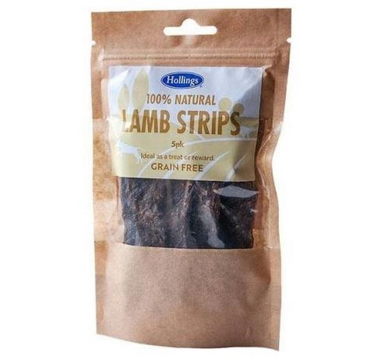 Lamb Strips 5pk