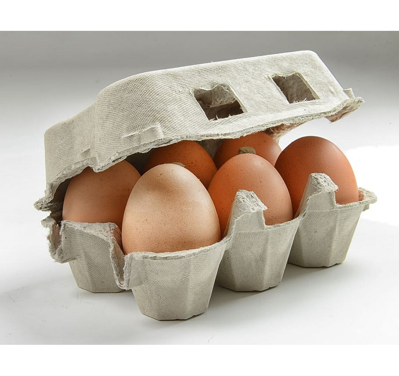 Medium Free Range Eggs -6 Pack