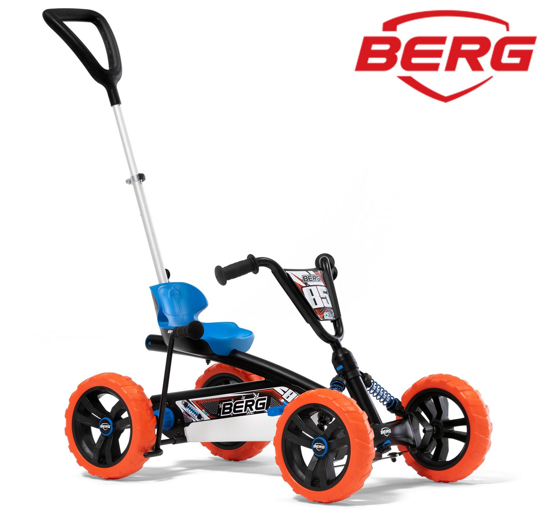 BERG Buzzy Nitro 2-in-1
