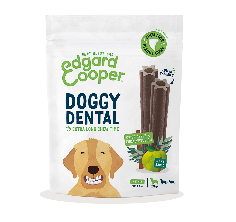 Doggy Dental Apple 7pk L