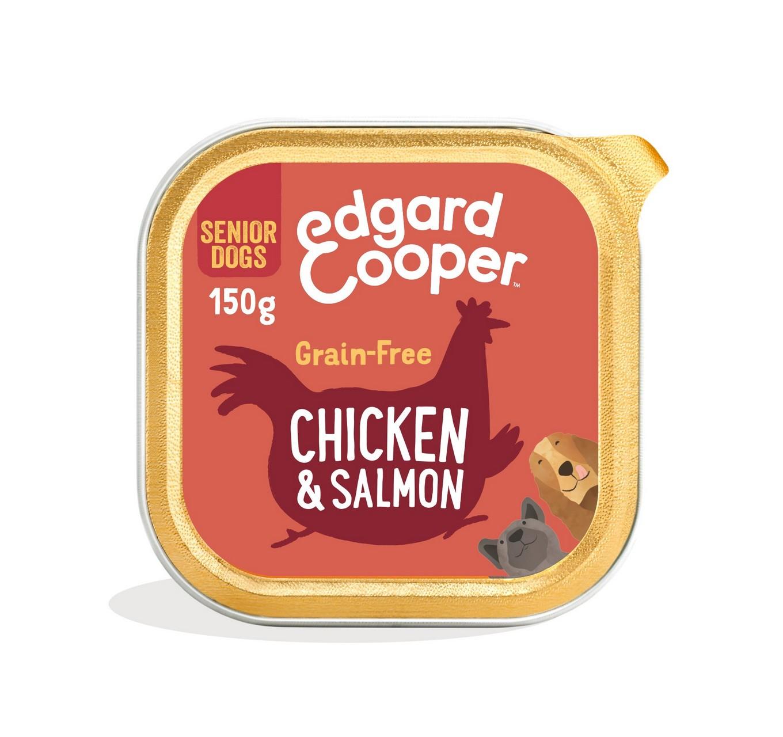 Chicken & Salmon Senior 150g