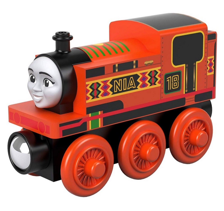 Nia Wooden Engine