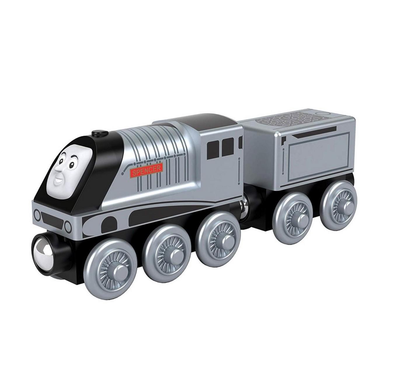 Spencer Wooden Engine
