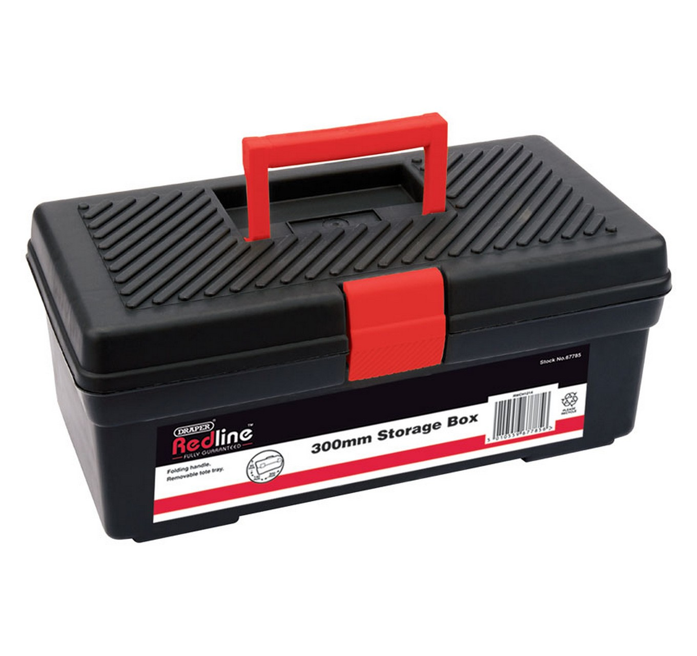Redline Storage Box 300mm
