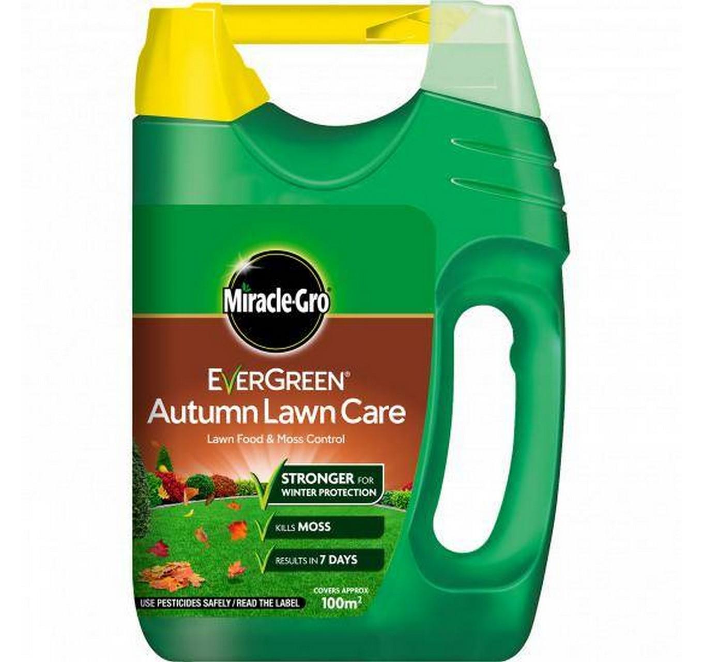 Evergreen Autumn L/Care 100m2