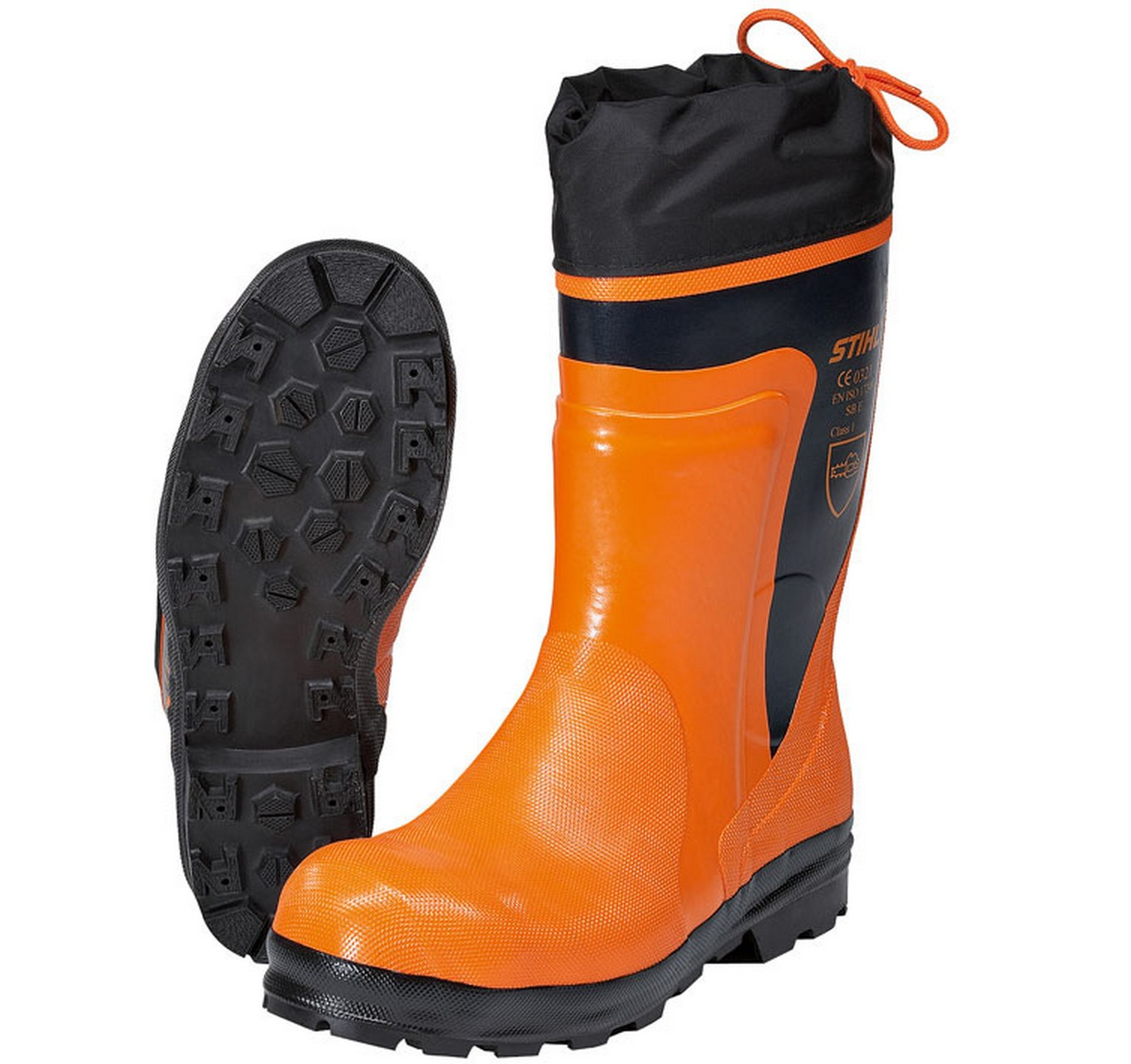 Function Rubber Boots 7.5