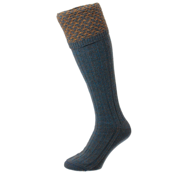 Hatfield Socks Petrol 6-11