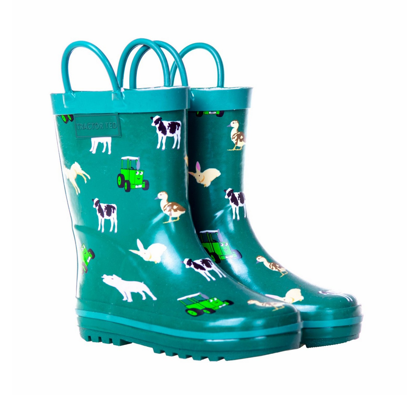 Baby Animals Welly Boots 10