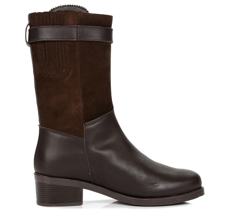 Mayfair Boots Chocolate 42
