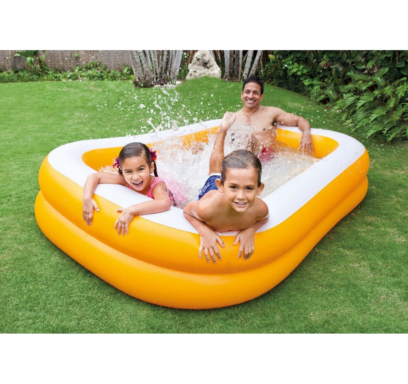 Family Inflatable Pool 90x58