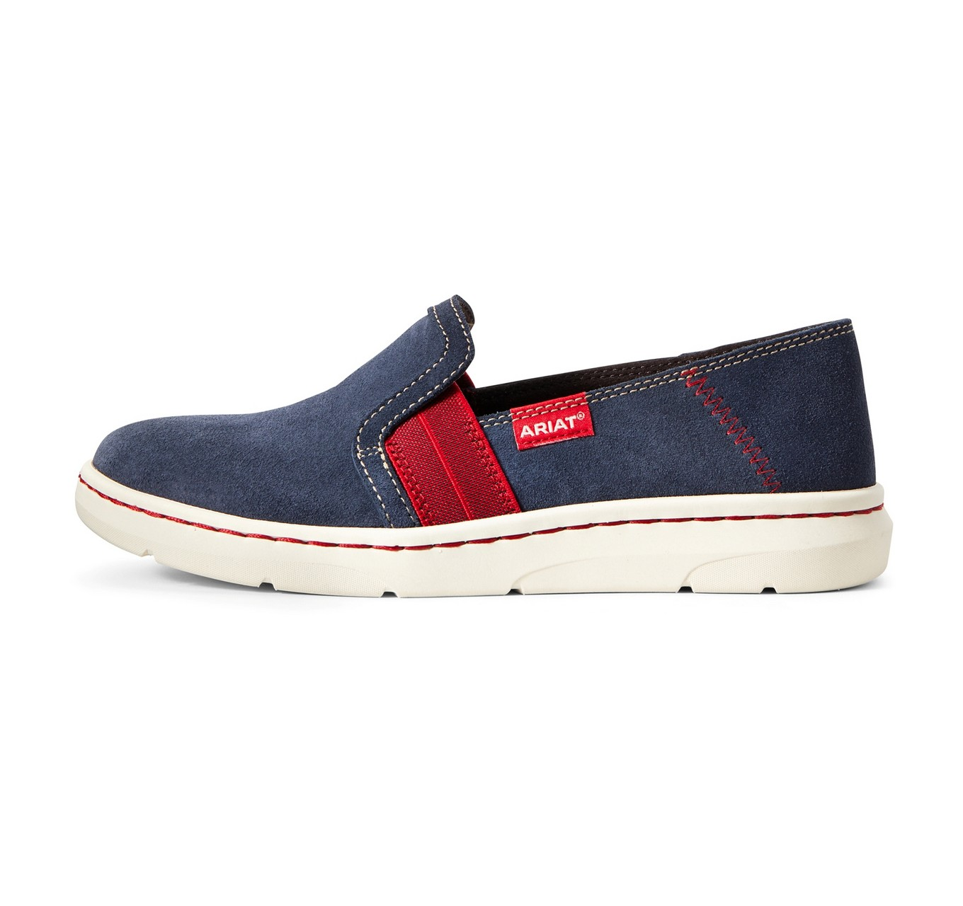 Ryder Womens Shoes Navy 4