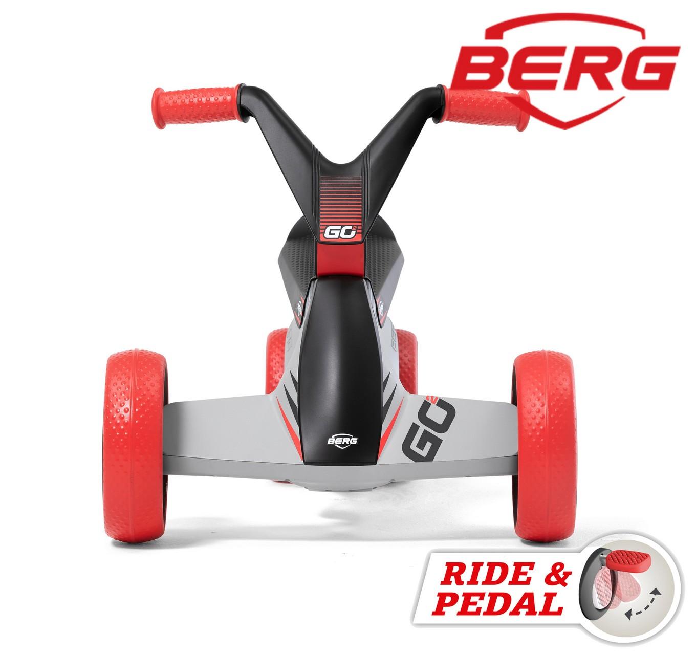 BERG Go2 SparX Red