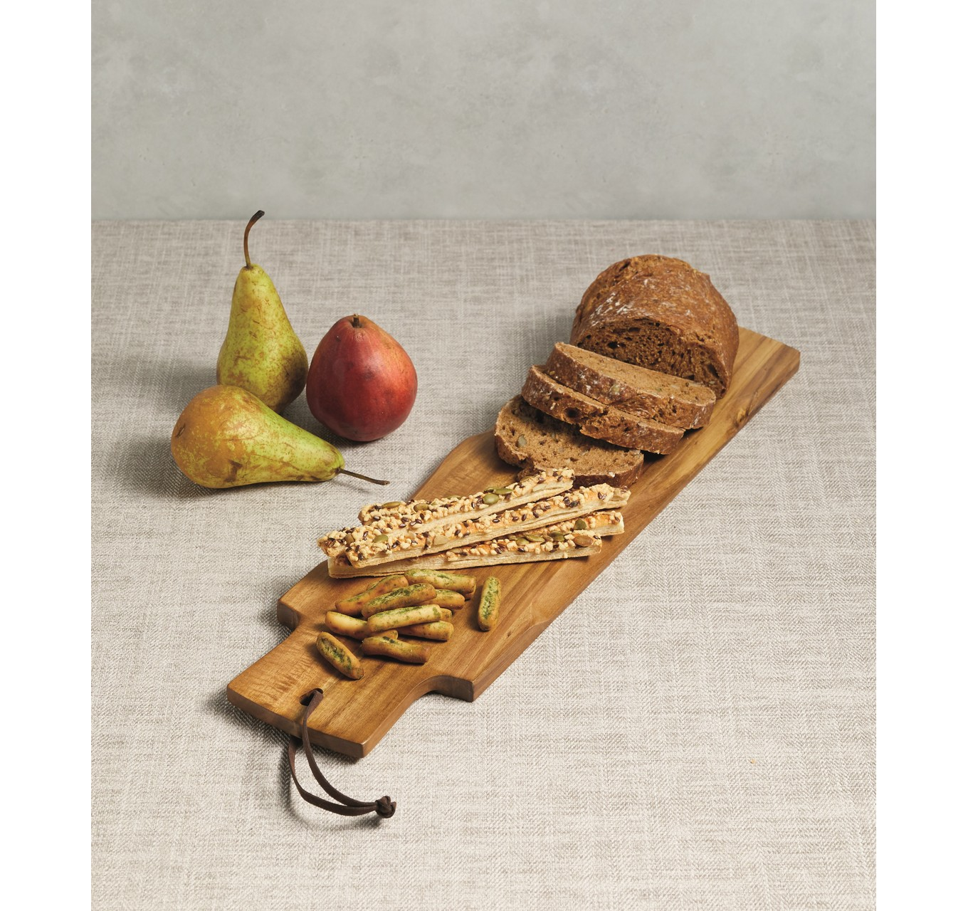 Acacia Wood Serving Board 48cm