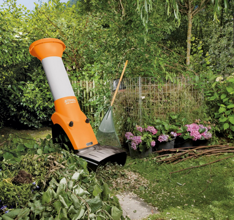 GHE 250 Garden Shredder