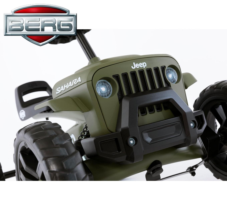 BERG Buzzy Jeep Sahara