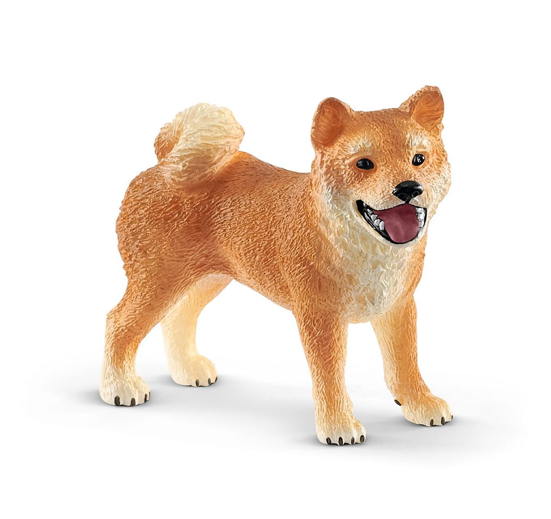 Schleich Shibu Inu Mother Amp Puppy Set Schleich Toys