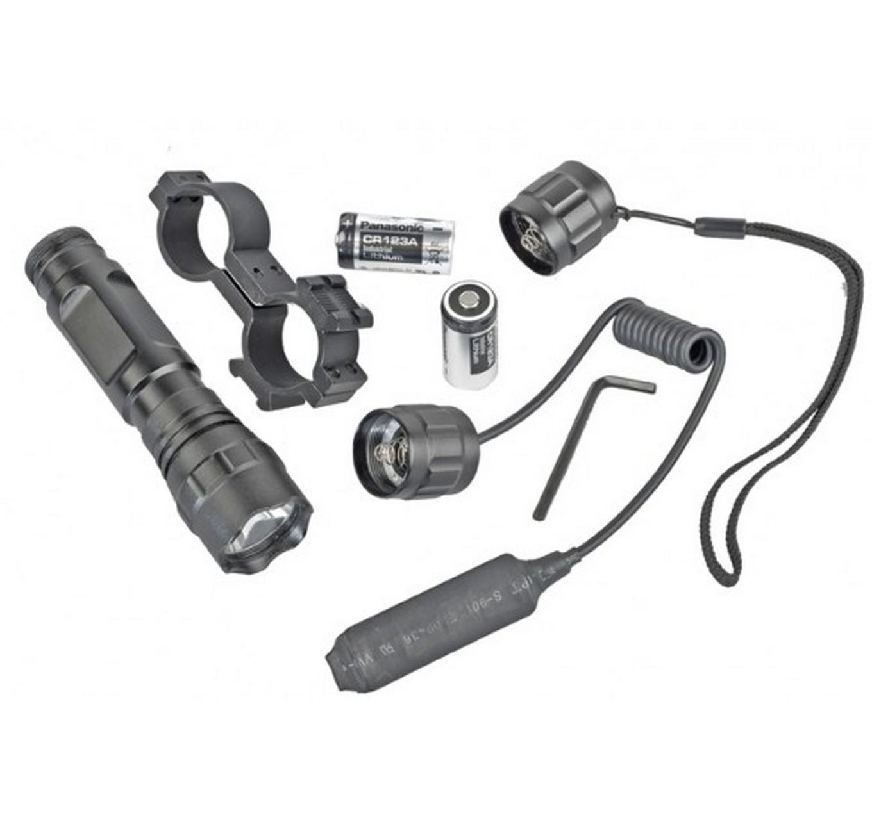 LED Gun Flashlight
