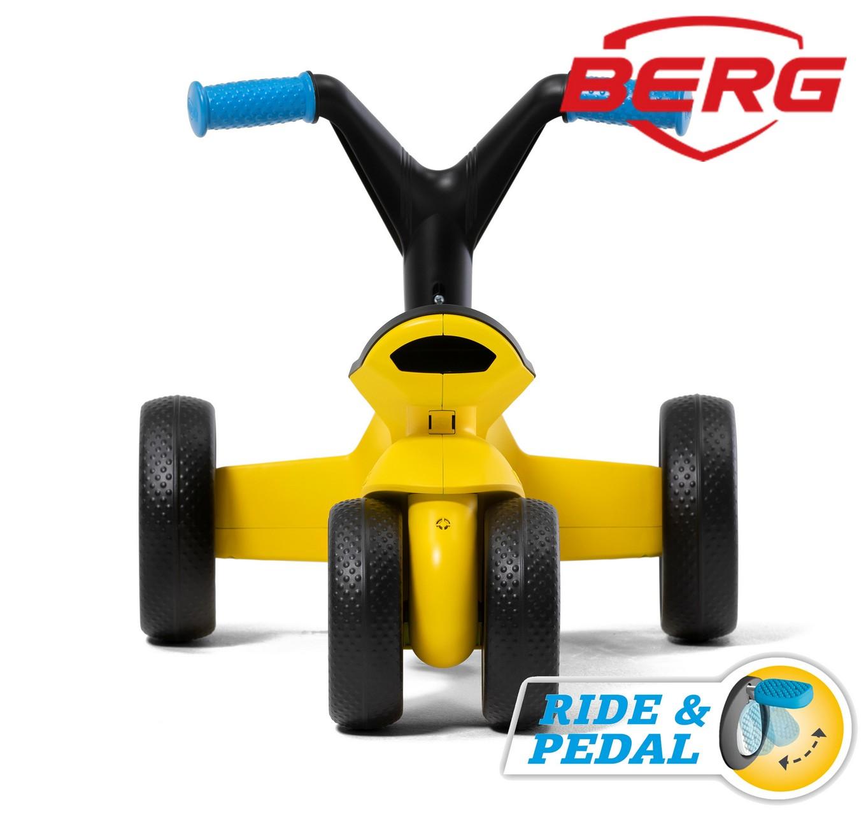 BERG Go2 SparX Yellow
