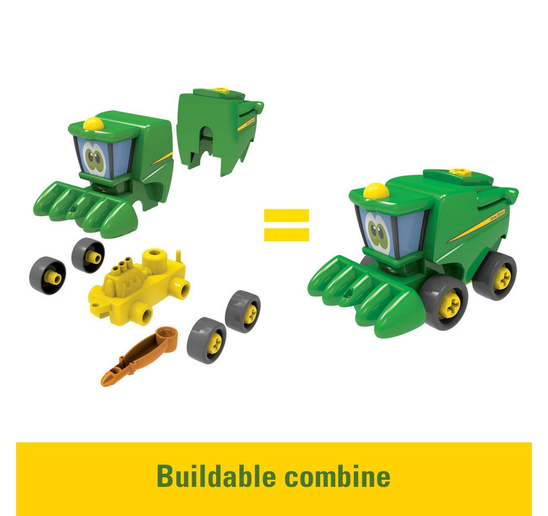 Build a Buddy Corey