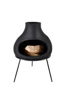 Terracotta Heater - Black - M