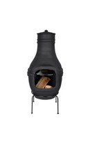 Terracotta Heater - Black - L