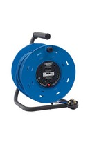4 Way 230v Cable Reel 50m