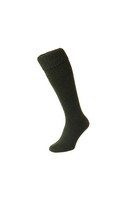 Welly Boot Socks Green 6-11