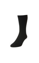 Immaculate Socks Black 6-11