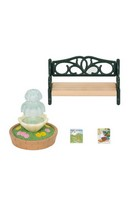 Bench & Fountain Set