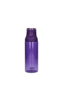 Flip Top Bottle Purple 25oz