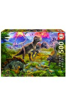 Dinosaur Gathering 500pc