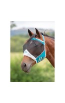 Earless Fly Mask Teal SPony