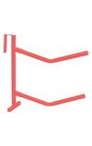 Tack Arm & Rug Rack Red