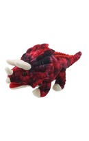 Dino - Baby Triceratops (Red)