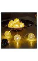 Glo-Globes Gold - Set of 12