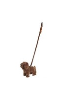 Animated Walking Dog 31cm