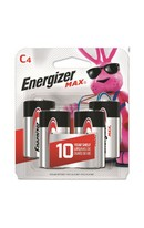 Energizer Max C Cell 4pk