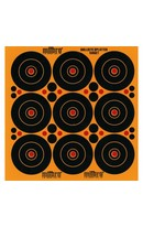 Splatter Targets - 9 Ring 25pk