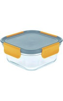 Stylist Glass Lunch Box 700ml