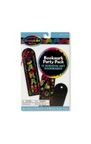 Scratch Art - Bookmarks