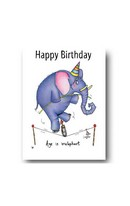 Irrelephant - Card