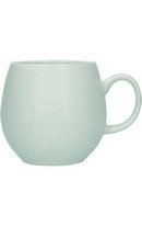 Pebble Mug - Matt White 400ml