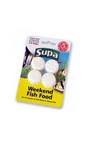 Weekend Fish Food 4x6g